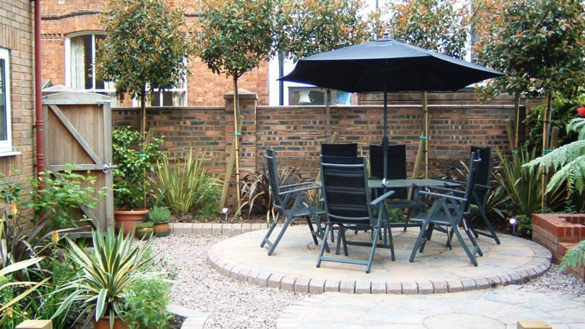 Functional Back Garden Design