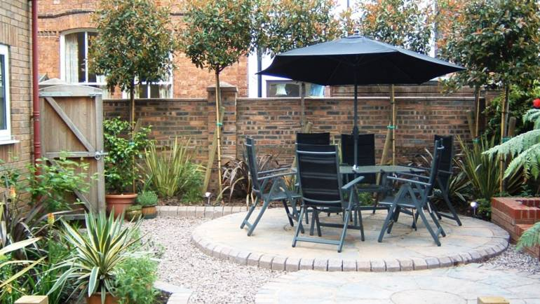 Functional Back Garden Design