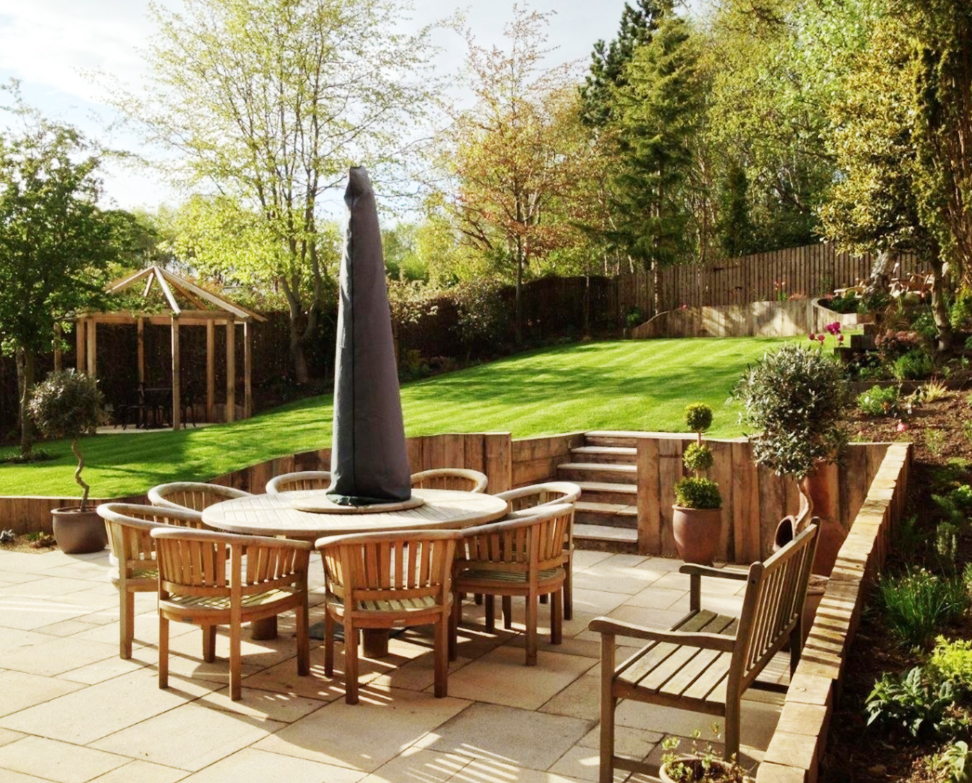 Landscape Gardener Wirral - Garden Designer Wirral - Outer Spaces UK