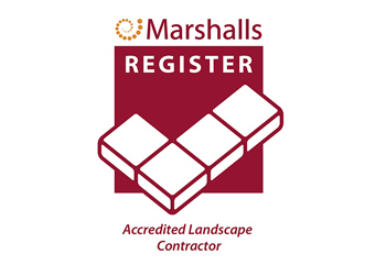Marshalls Registered Accredited Landscape Contractor - Landscape Gardener Wirral