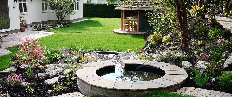 Landscape Gardener Wirral - Garden Designer Wirral